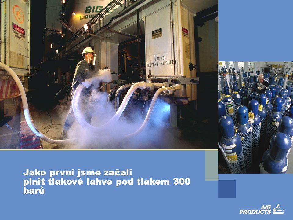 Podílíme se na výzkumných programech využití vodíku pro pohon motorových vozidel