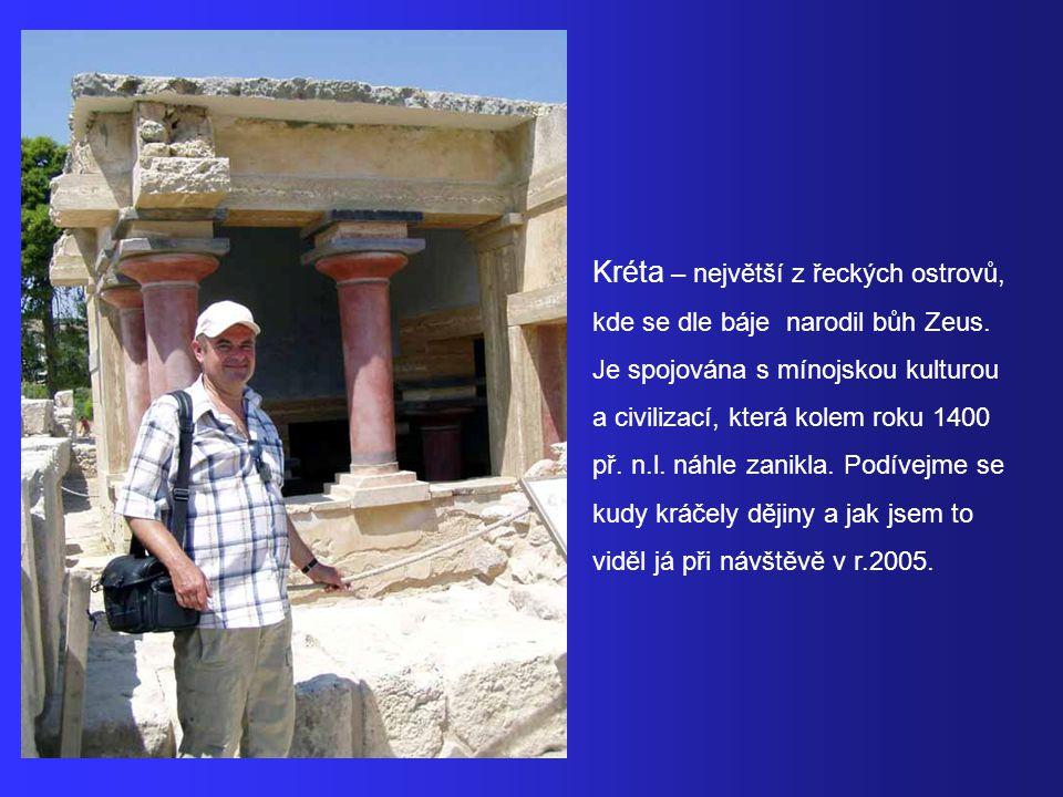 Krétský archeolog Minas Kalokerinos se jako první pustil do vykopávek na pahorku Kefala.