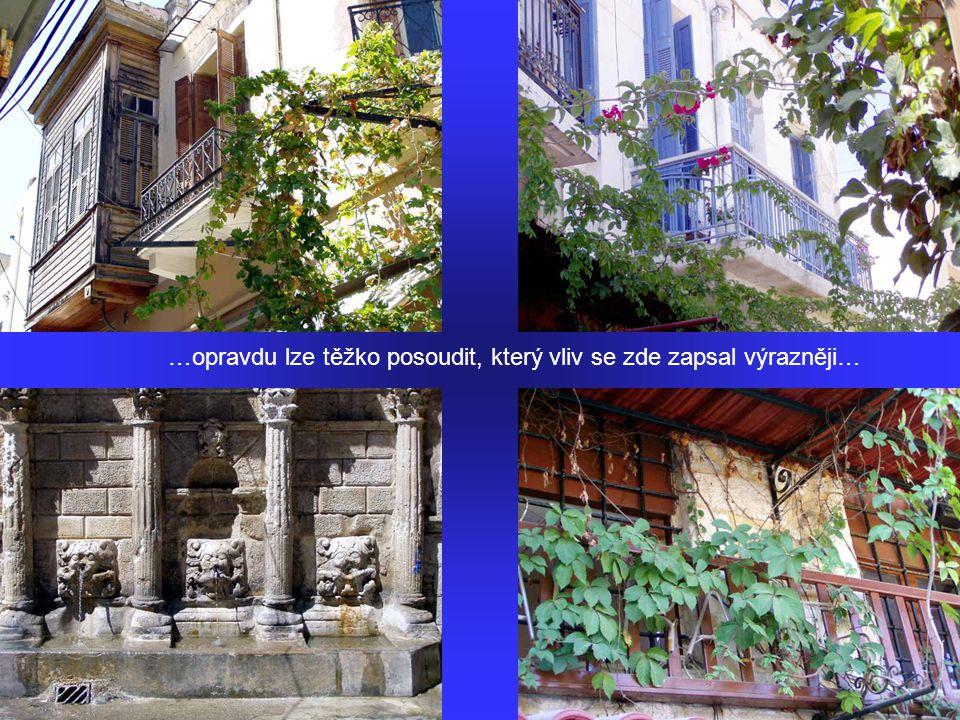 Rethimo – město kde se prolínají vlivy benátské i turecké se současností… …starý benátský přístav…