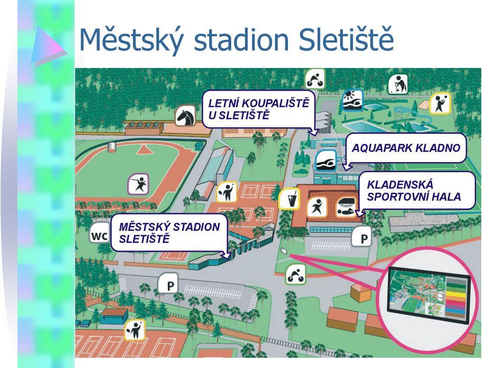 Městský stadion Sletiště