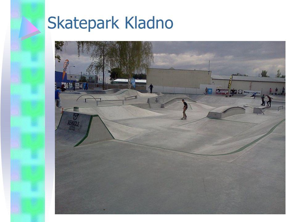 Skatepark Kladno