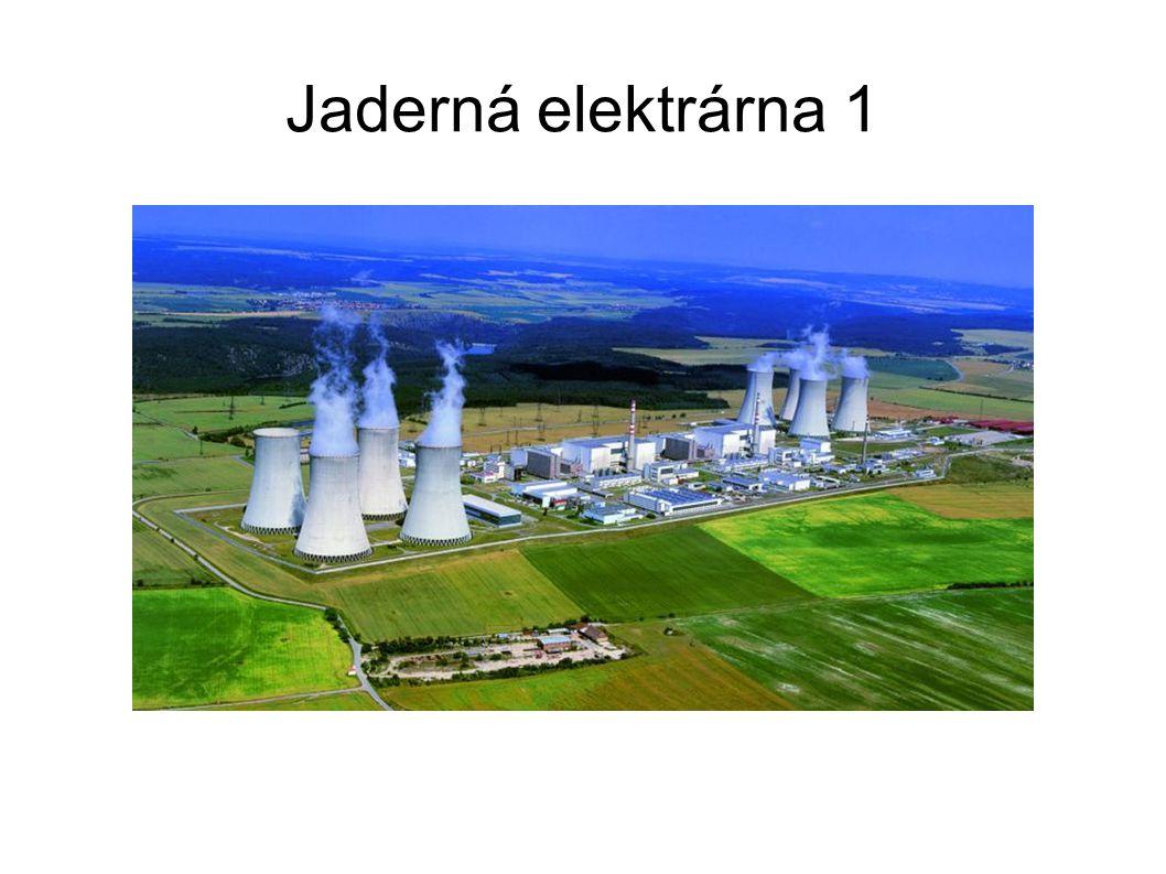 Jaderná elektrárna 1