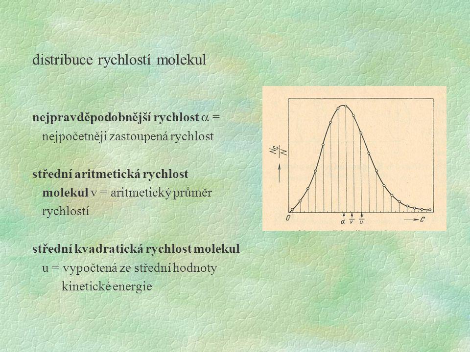 pomocí parciálních tlaků lze vyjadřovat molární zlomky v plynné směsi: