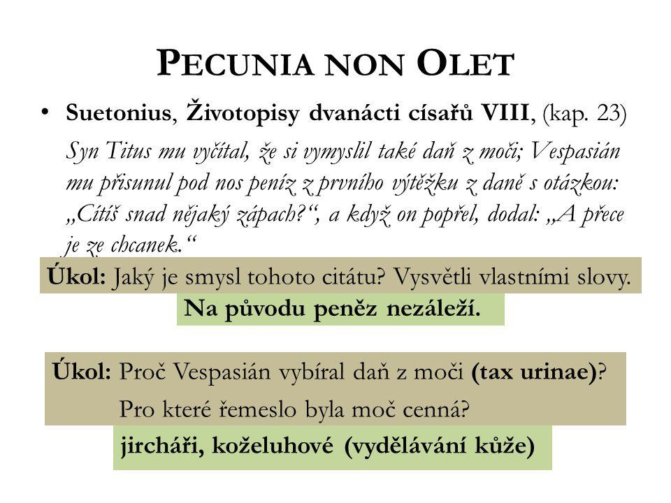 Suetonius, Životopisy dvanácti císařů VIII, (kap.