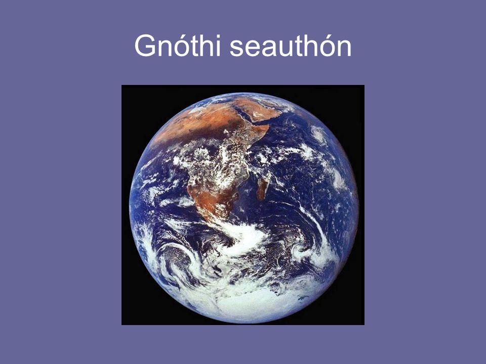 Gnóthi seauthón