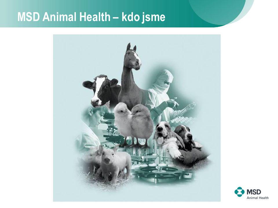 2 MSD Animal Health – kdo jsme