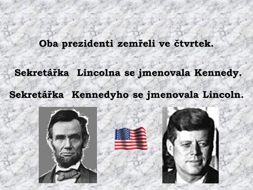 Manželky obou prezidentů potratily v dobĕ co bydlely v Bílém domĕ.