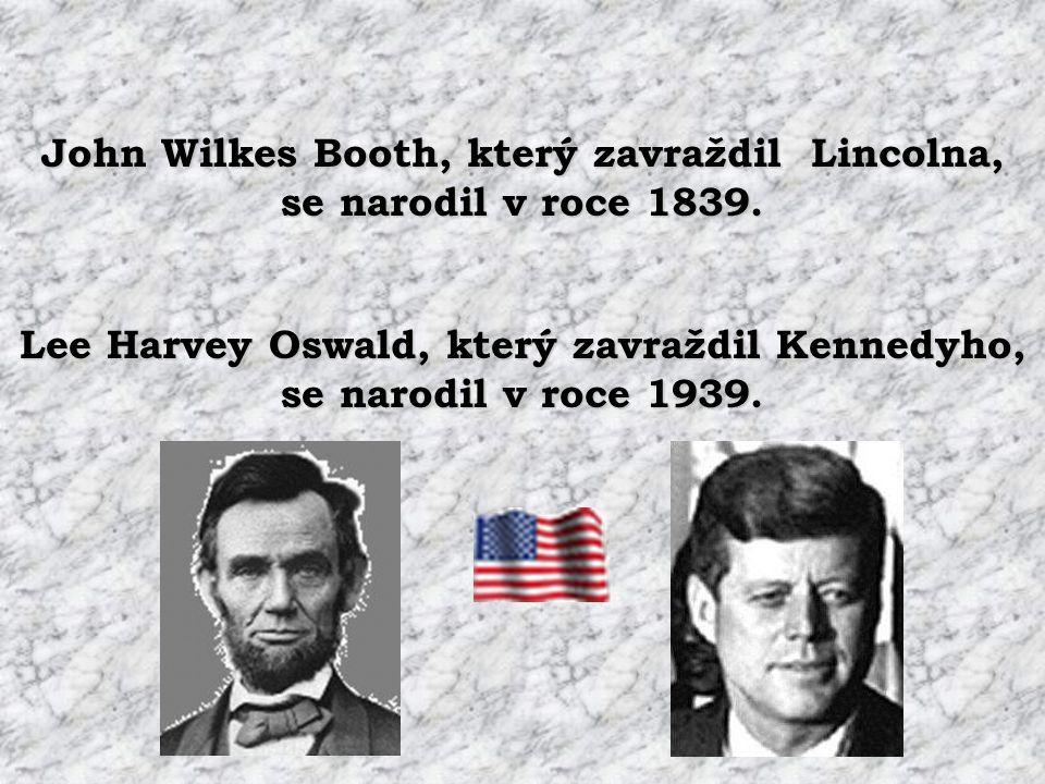 Následníci obou prezidentů se jmenovali Johnson.