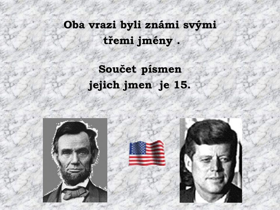 John Wilkes Booth, který zavraždil L L L Lincolna, se narodil v roce 1839.
