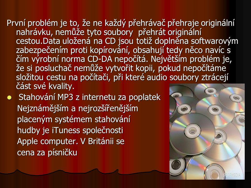 Snahy o zlepšení situace: Počátkem října roku 2002 největší vydavatelství na českém trhu- Universal music trvale snížilo ceny českých a slovenských interpretů o jednu třetinu.