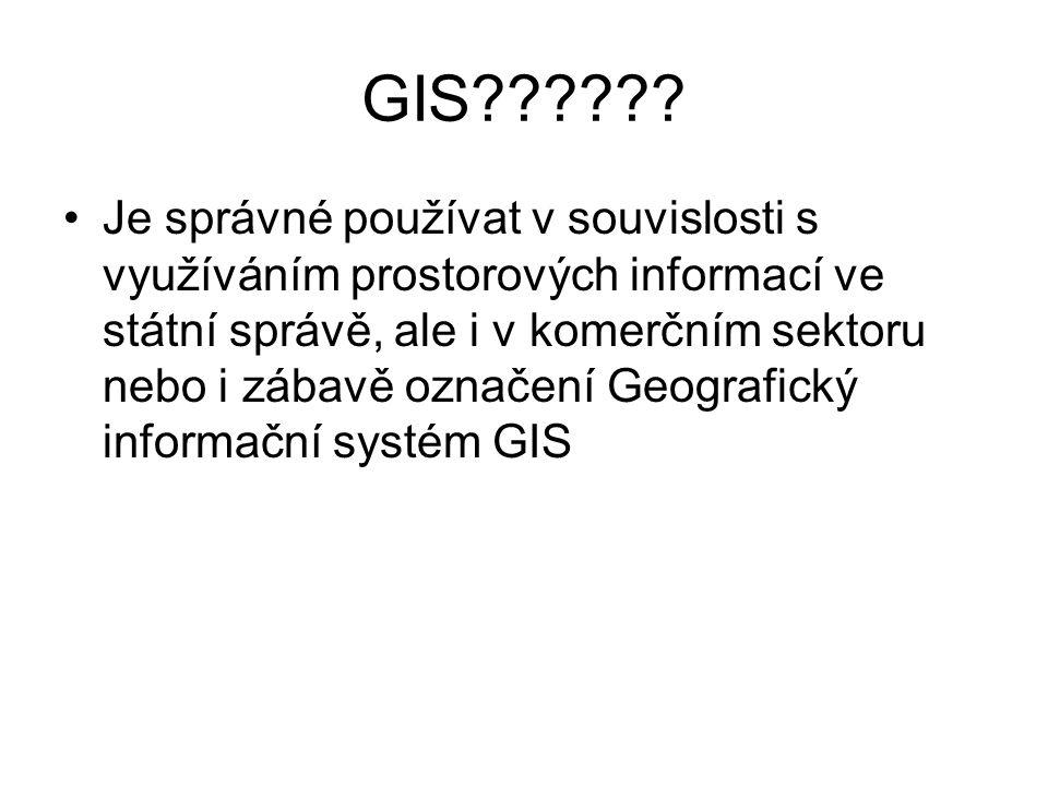 Co si běžný uživatel představí pod pojmem GIS Složitý většinou desktopový software, který dokáže obsluhovat jen pár odborníků a který má spoustu nepotřebných funkcí pro běžného uživatele Je to něco pro odborníka, který s tímto nástrojem provádí složité analýzy