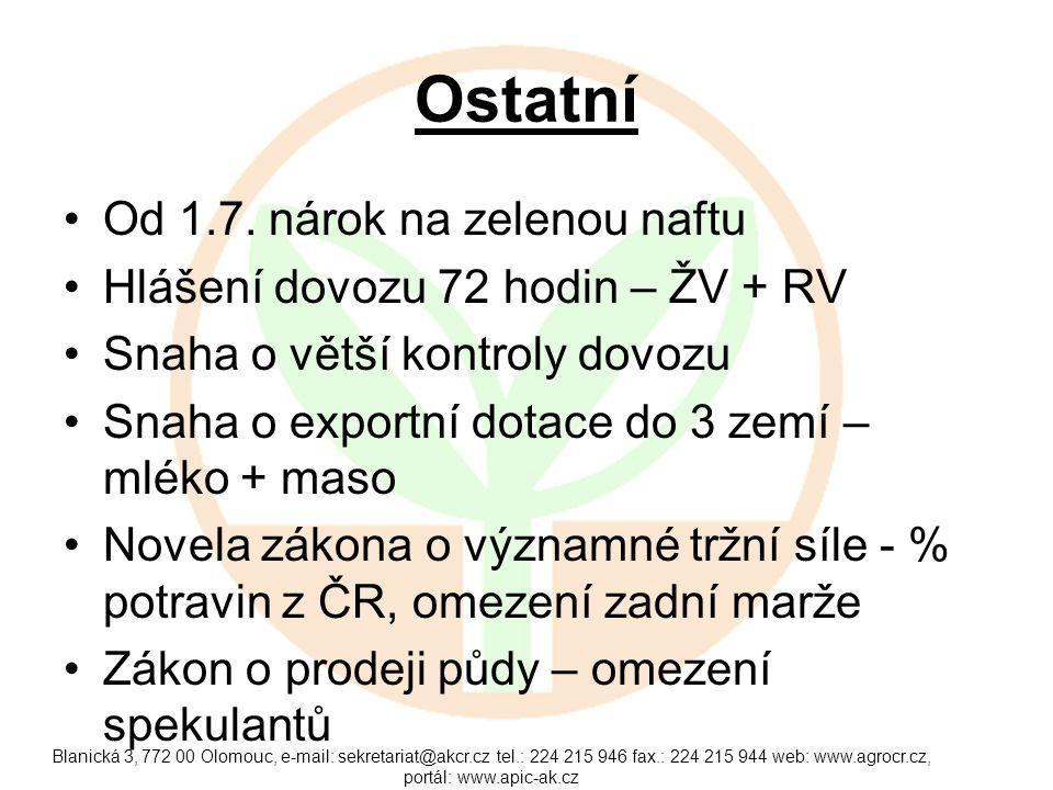 Novela zákona o podpoře OZE Novela zákona OZE 165/2012 Sb.