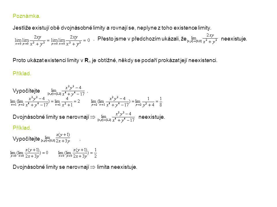 Nechť f : R n  R, a  D (f) je stacionární bod funkce f.