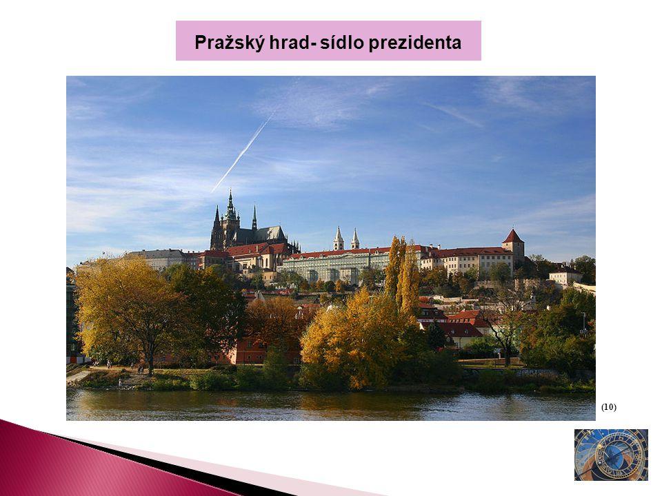 Pražský hrad- sídlo prezidenta (10)