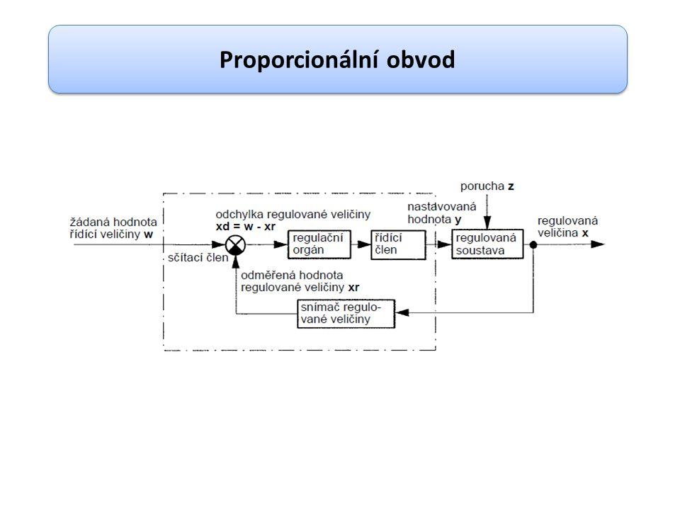 Proporcionální obvod