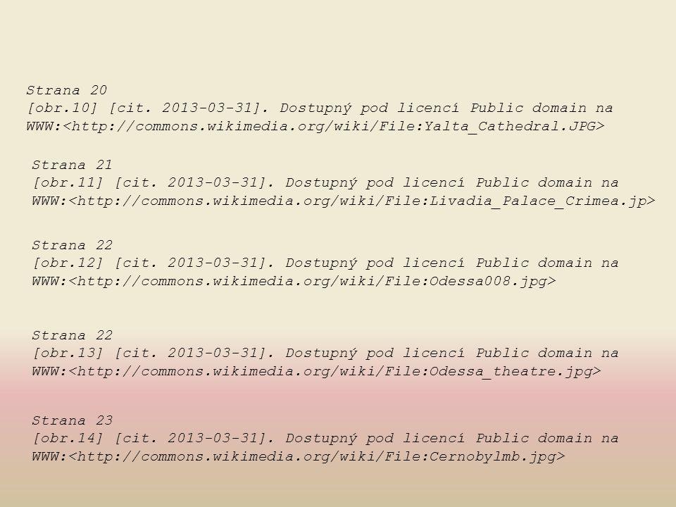 Strana 21 [obr.11] [cit. 2013-03-31]. Dostupný pod licencí Public domain na WWW: Strana 22 [obr.12] [cit. 2013-03-31]. Dostupný pod licencí Public dom