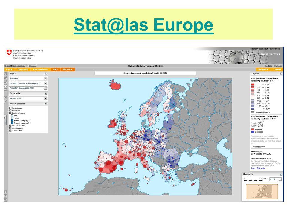 Stat@las Europe