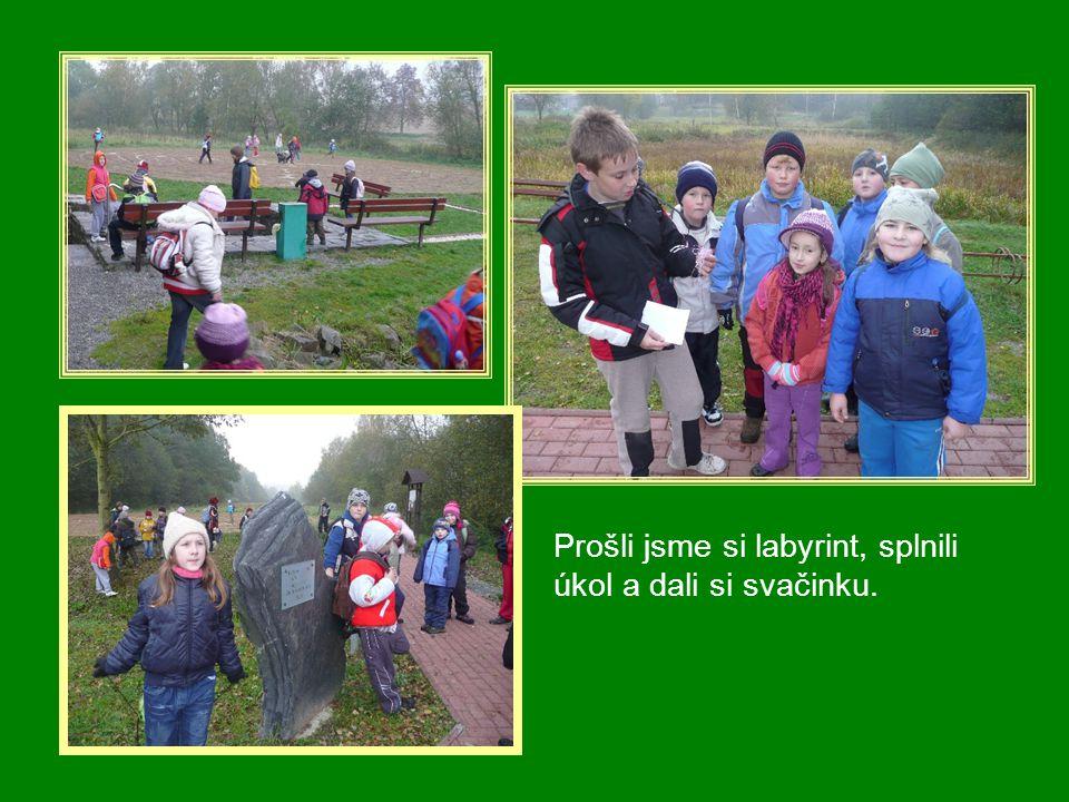 Po vyřádění nás paní učitelky seřadily do družstev, v nichž jsme se blíže seznámili s dětmi z Bělé.