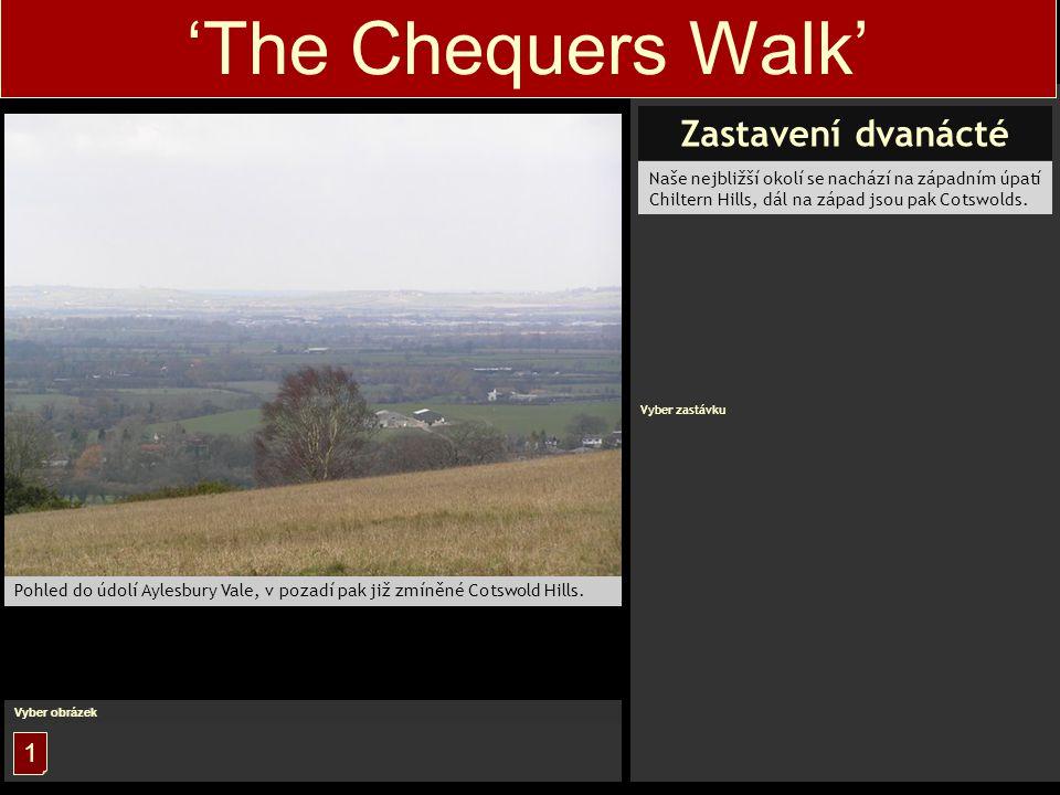 Naše nejbližší okolí se nachází na západním úpatí Chiltern Hills, dál na západ jsou pak Cotswolds.