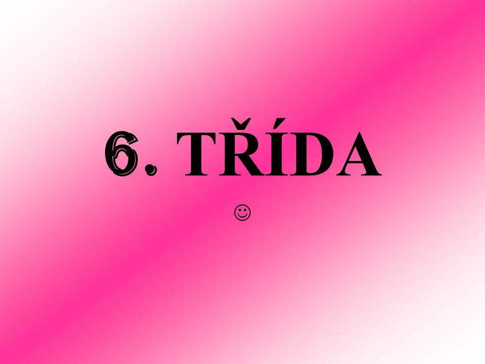 6. TŘÍDA