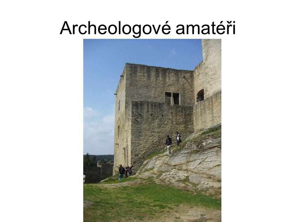 Archeologové amatéři