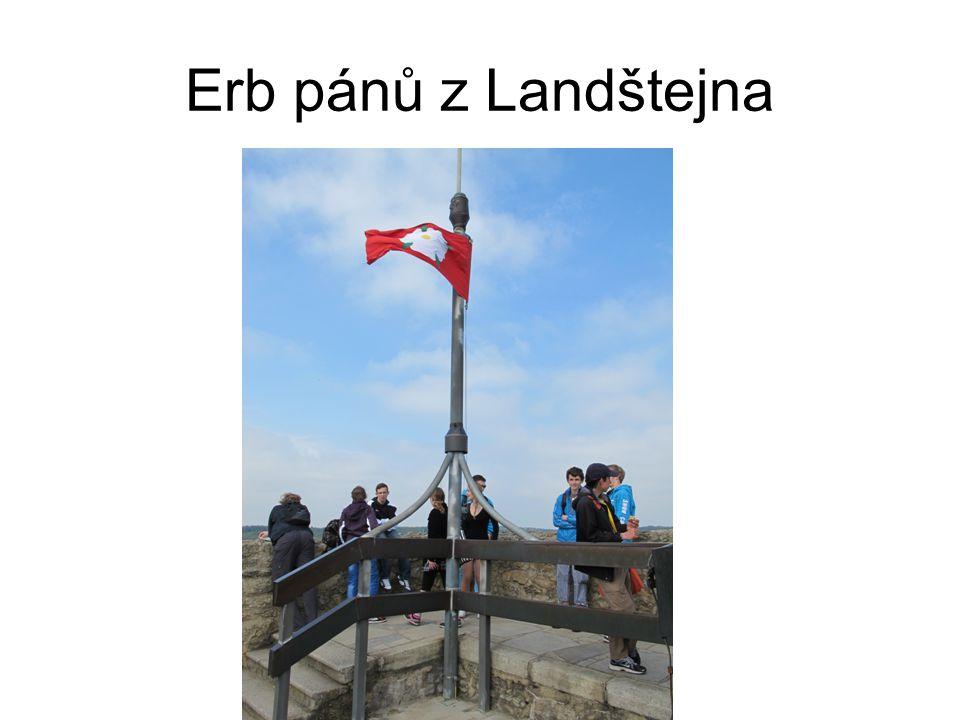 Erb pánů z Landštejna