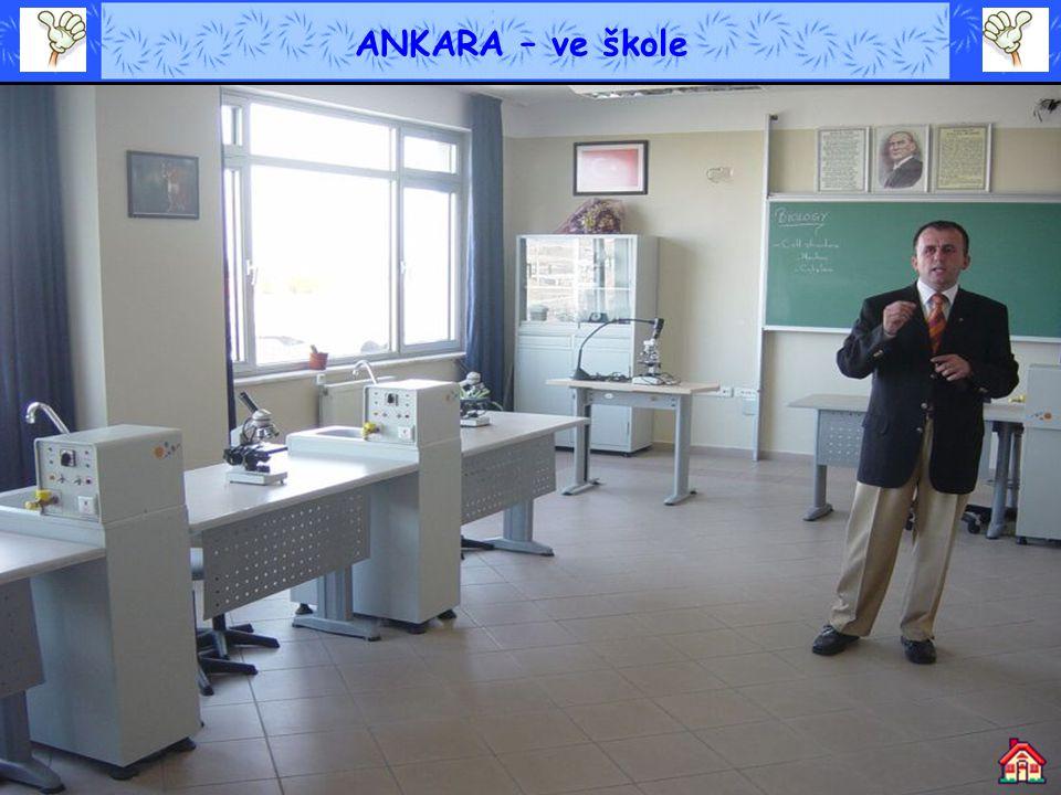 ANKARA – ve škole