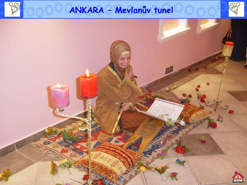 ANKARA – Mevlanův tunel