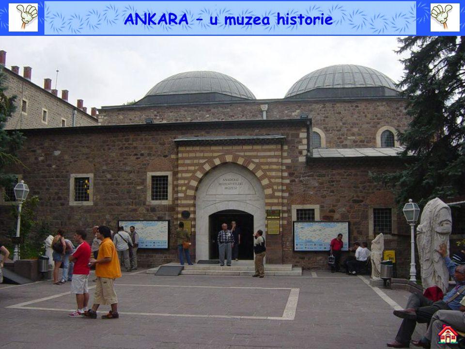 ANKARA – u muzea historie