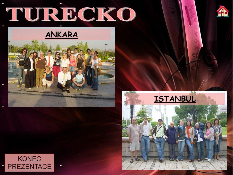 ANKARA –nejstarší část Ankary