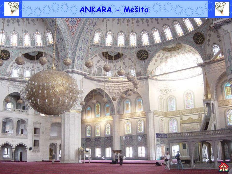 ISTANBUL -Mešita