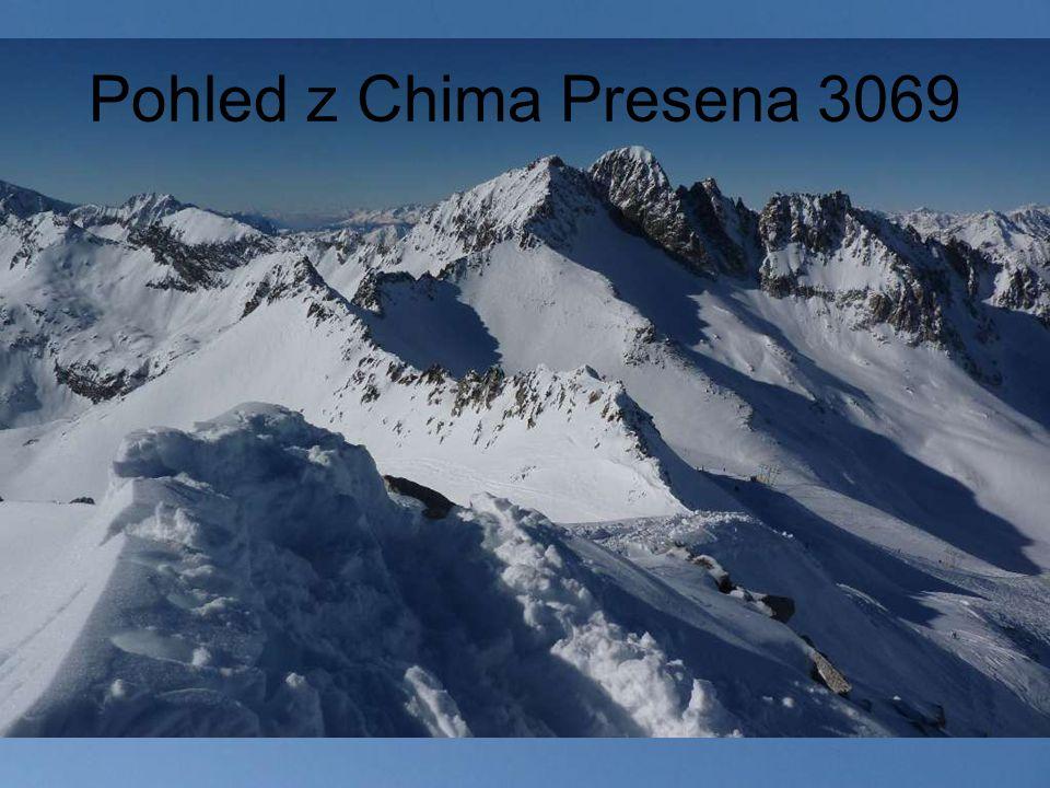 Pohled z Chima Presena 3069