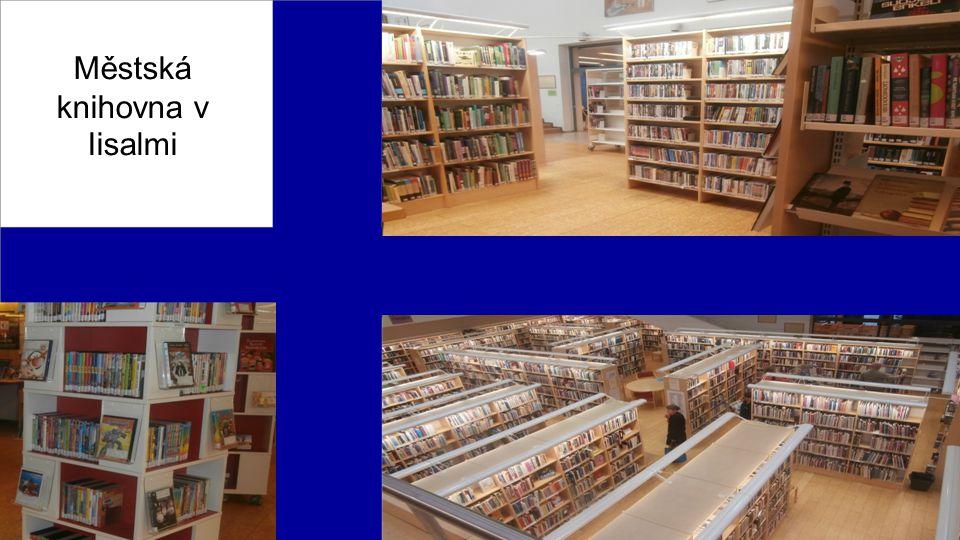 Městská knihovna v Iisalmi