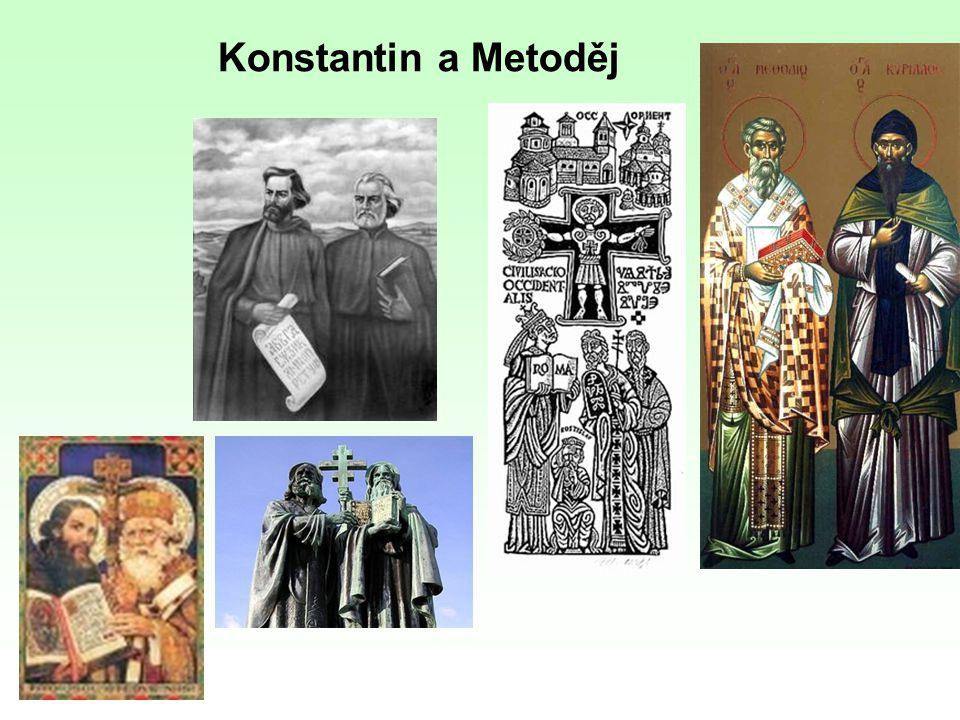 Konstantin a Metoděj