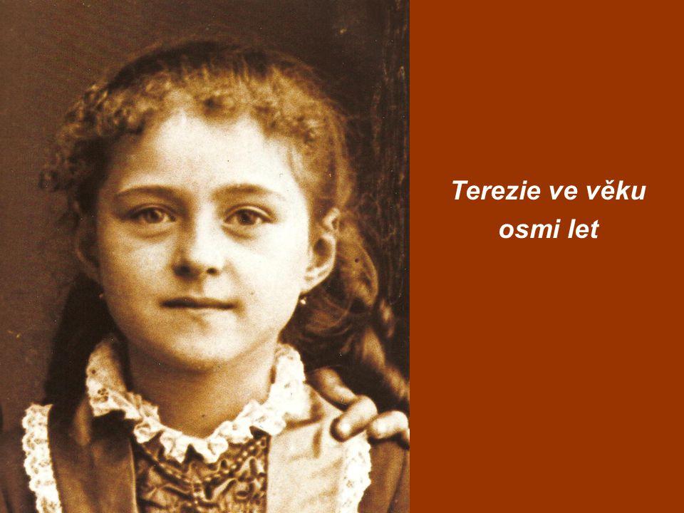Sestry Terezie (8) a Celina (12) 1881