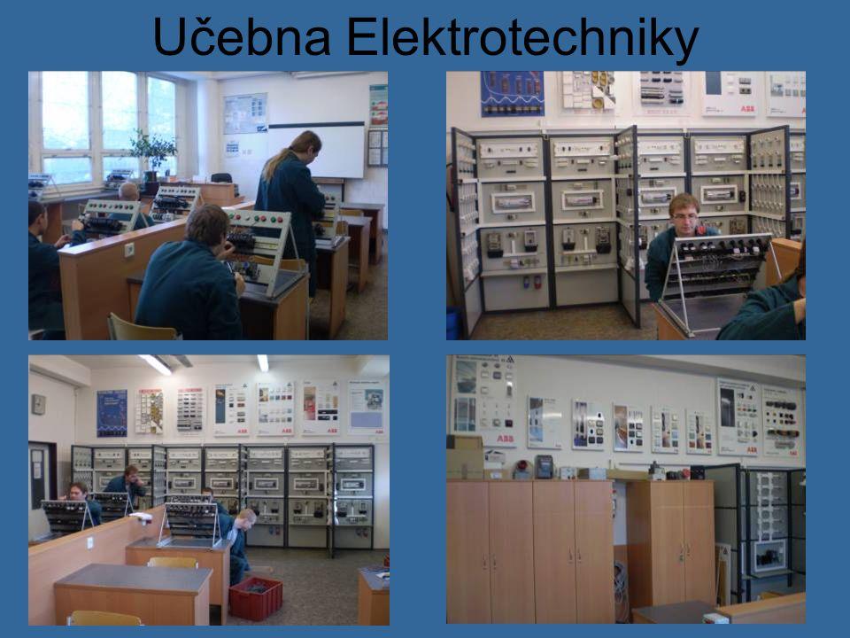 Učebna Elektrotechniky