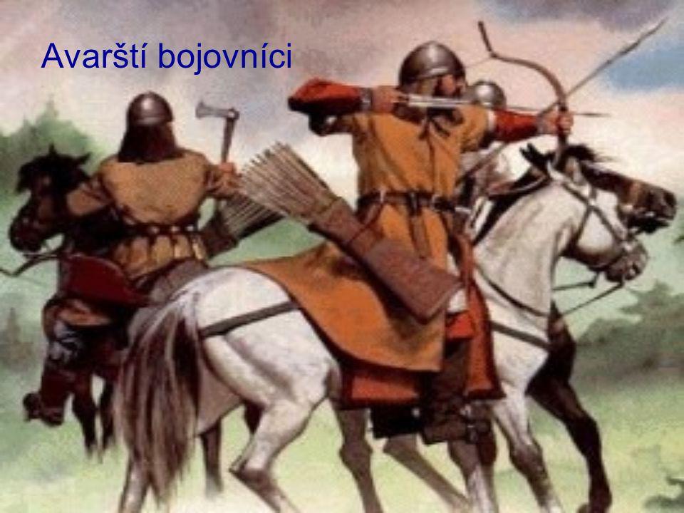 Avarští bojovníci