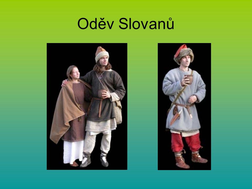 Oděv Slovanů