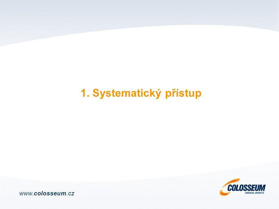 1. Systematický přístup www.colosseum.cz