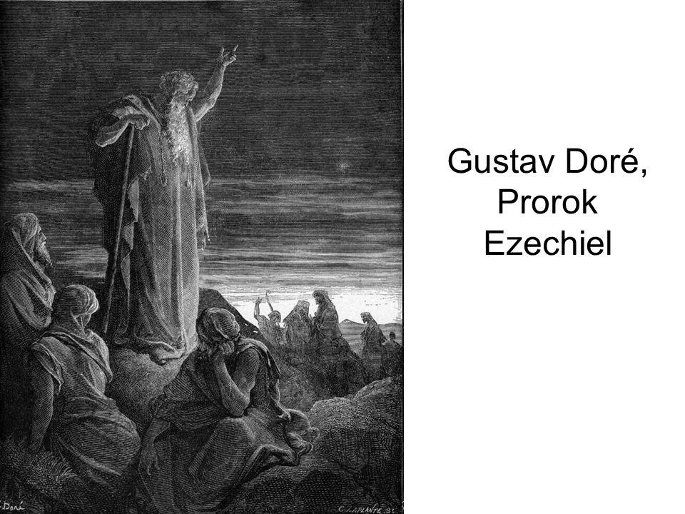 Gustav Doré, Prorok Ezechiel