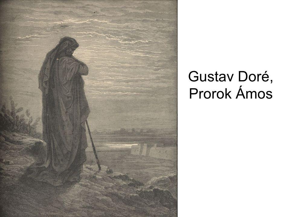 Gustav Doré, Prorok Ámos
