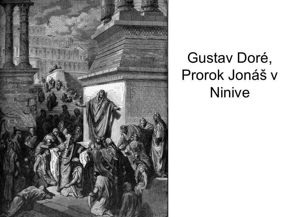 Gustav Doré, Prorok Jonáš v Ninive