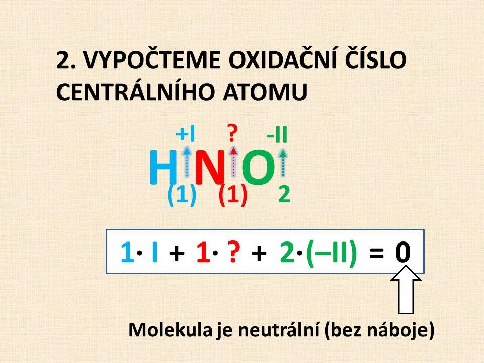H N OH N O +I -II .(1) 2 2.