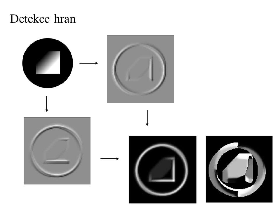 Watermarking - aditivní - Dugad – na hrany – Daubechies 8, 3 úrovně detailní koeficienty > práh T na ně přidat vodoznak - test, detailní koeficienty > T2 > T (robustnost)