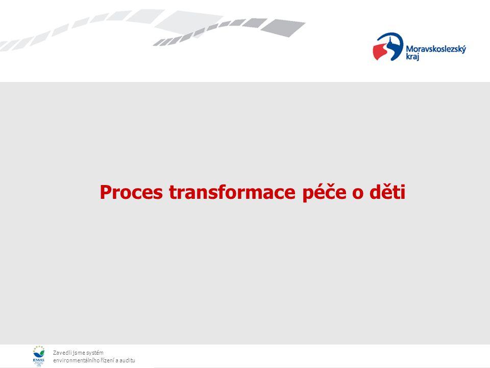 Zavedli jsme systém environmentálního řízení a auditu Novelizace zákona č.