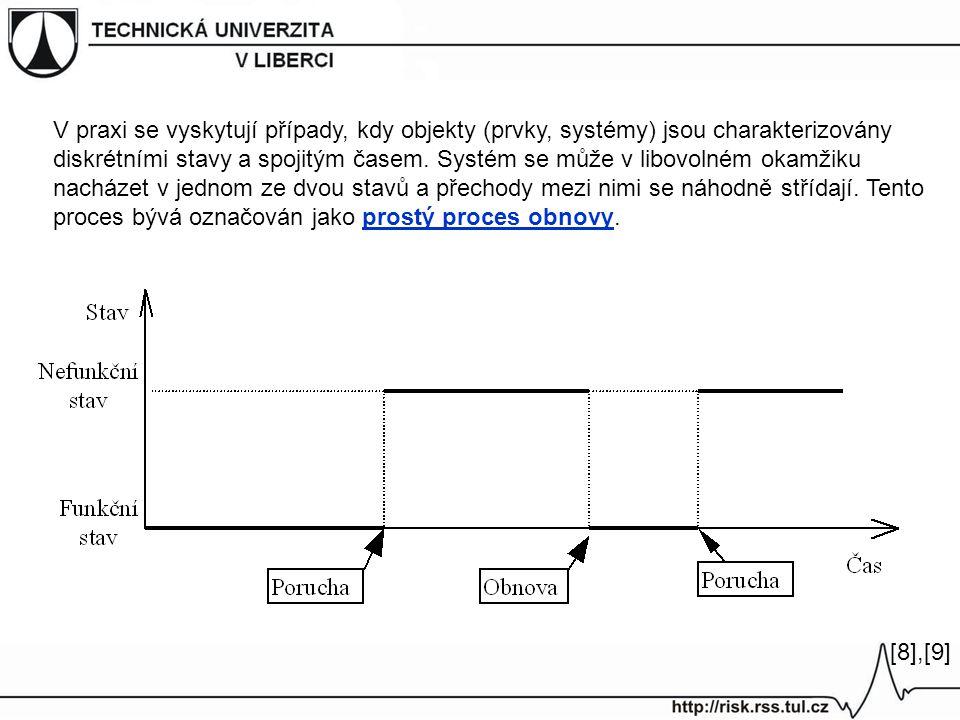 V praxi se vyskytují případy, kdy objekty (prvky, systémy) jsou charakterizovány diskrétními stavy a spojitým časem.