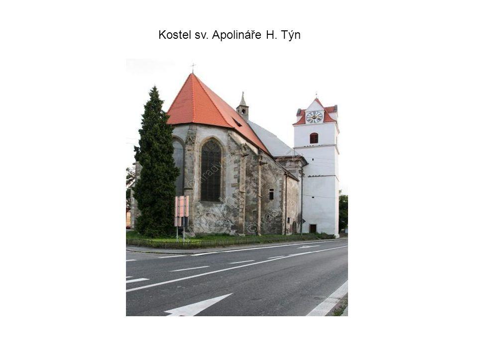 Kostel sv. Apolináře H. Týn