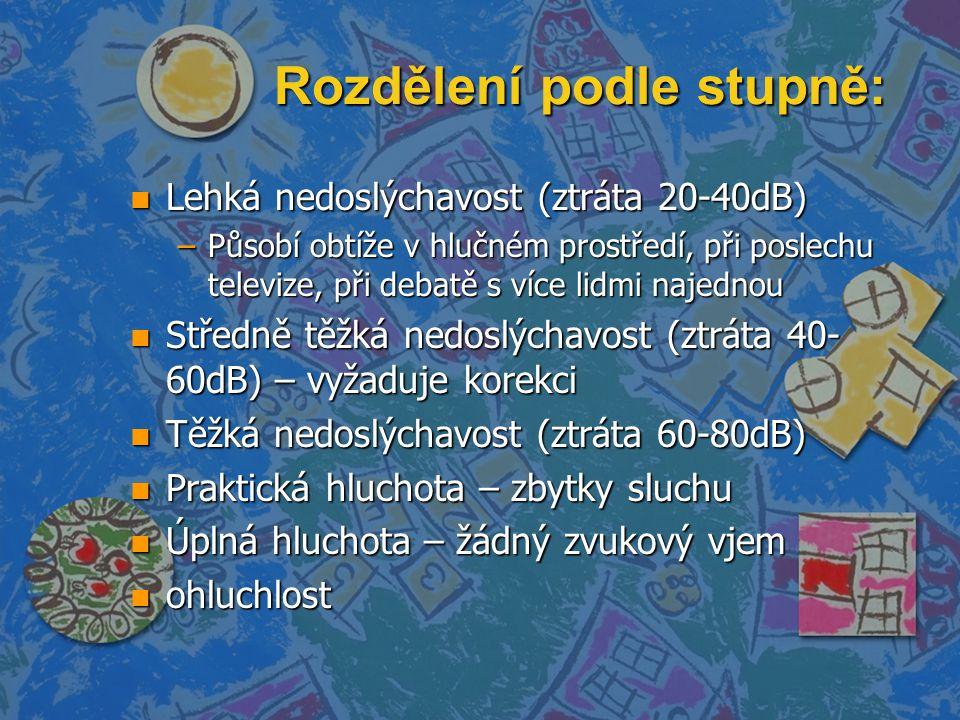 Literatura: n Svoboda M., Krejčířová, D., Vágnerová, M.