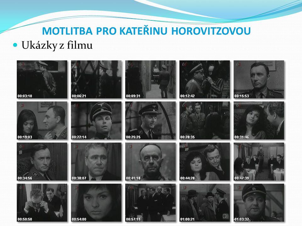 MOTLITBA PRO KATEŘINU HOROVITZOVOU Ukázky z filmu