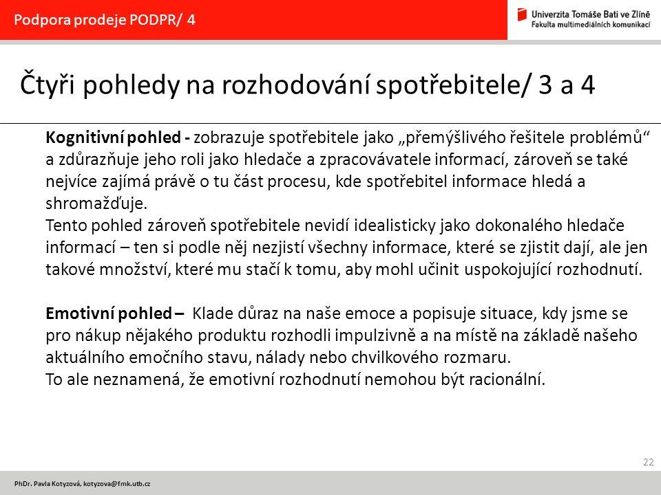 22 PhDr.